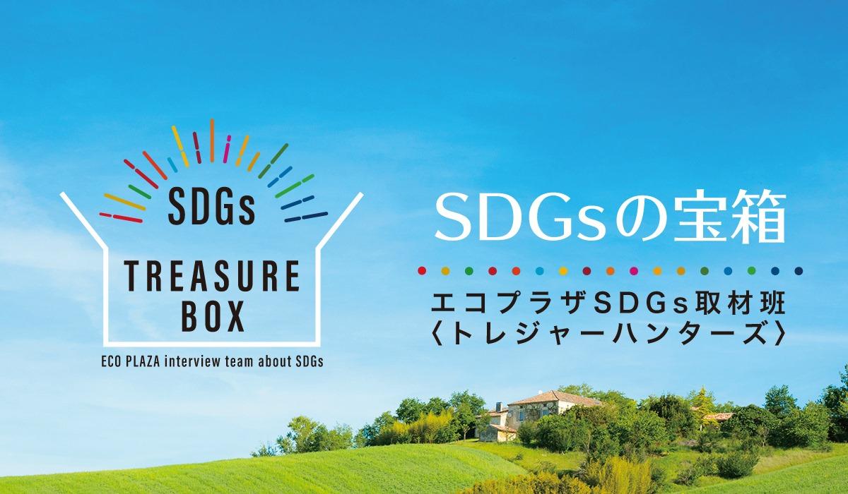 SDGsの宝箱